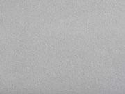 Baumwollfleece uni, steingrau