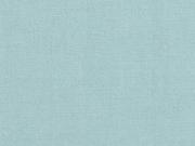 RESTSTÜCK 33 cm Baumwollstoff uni, mint