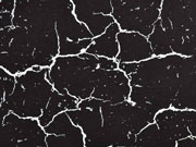 Viskosejersey Marmoroptik, schwarz