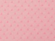 Tüll kleine Punkte, rosa