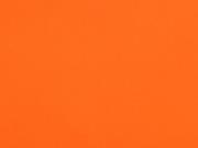 Softshell Stoff uni, neon orange