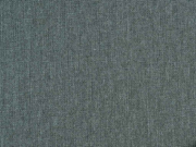 Dekostoff Leinenlook uni, mattes dunkelgrün meliert