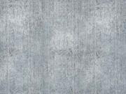 Jersey Stoff Jeans Optik Digitaldruck uni, grau