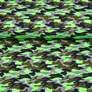Jerseystoff Camouflage Digitaldruck, neongrün