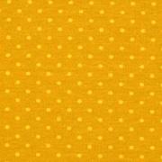 Jerseystoff kleine Punkte 2 mm, weiss ockergelb
