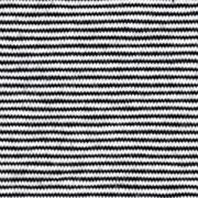 Jerseystoff Streifen 1 mm Garn gefärbt, dunkelblau weiß