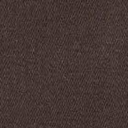 Baumwolltwill Trenchcoat Stoff, dunkelbraun