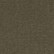 Baumwolltwill Trenchcoat Stoff, dunkelkhaki