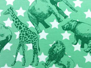 Jersey Zootiere auf Sternen, mint