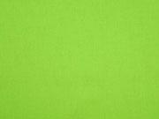 RESTSTÜCK 44 cm Baumwollstoff uni, hellgrün