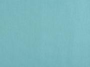 Baumwollstoff uni, dusty blue