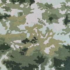 Canvas Stoff Camouflage, hellbeige grün