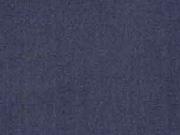 RESTSTÜCK 45 cm Baumwolle Candy Cotton uni, dunkelblau
