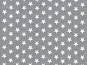 BW Mini Stars kleine Sterne, grau
