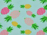Jersey Ananas, mint