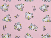 Baumwolle kleine Maus Baby Mouse, rosa
