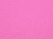 RESTSTÜCK 35 cm Baumwollstoff uni, helles pink