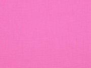 Baumwollstoff uni, helles pink