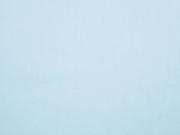 RESTSTÜCK 24 cm Baumwollstoff uni, hellblau