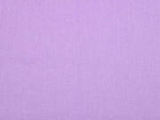 Baumwolle uni, lavendel
