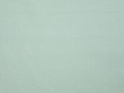 RESTSTÜCK 39 cm Chambray Baumwollstoff , hellmint meliert