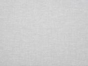 RESTSTÜCK 65 cm Chambray Baumwolle , hellgrau meliert