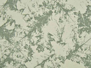 Softshell Stoff 3-schichtig Blätter, hellkhaki