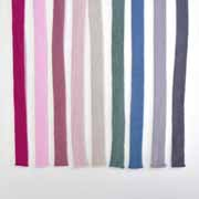 Flache Kordel Hoodiekordel Kapuzenband 15 mm, rosa