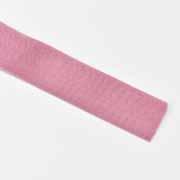 Falzband elastisch matt 20 mm, dunkles altrosa