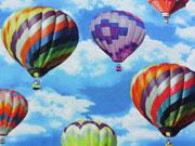 Jersey Digitaldruck Hei?uft Ballons