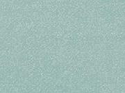 RESTSTÜCK 131 cm Viskose Jersey Dew Drops uni - mint