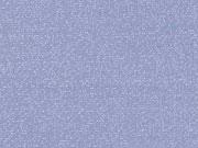 Viskose Jersey Dew Drops uni - stahlblau