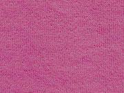 RESTSTÜCK 21 cm Sweat Frottee, fuchsia (pink)