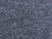 hellmelierter Strick, jeansblau