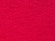 RESTSTÜCK 52 cm Velour Jackenstoff Wollstoff ähnlich, rot