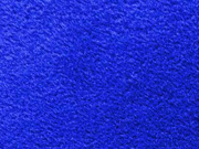 Lambskin Fleece uni, Royalblau
