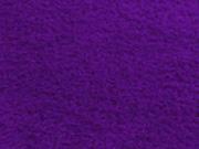 RESTSTÜCK 35 CM Lambskin Fleece uni, lila
