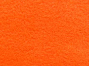 Lambskin Fleece uni orange