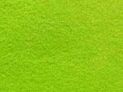 Lambskin Fleece uni neon grün