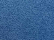 Lambskin Fleece uni, jeansblau