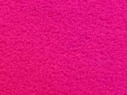 RESTSTÜCK 27 cm Lambskin Fleece uni, Himbeer