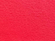 Lambskin Fleece uni, Rot