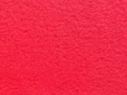 RESTSTÜCK 26 cm Lambskin Fleece uni, Rot