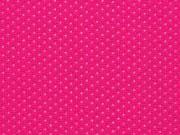RESTSTÜCK 42 cm atmungsaktives Mesh für Sportbekleidung, pink