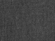 RESTSTÜCK 39 cm Chambray Lyocell uni , anthrazit