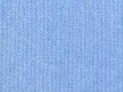 Chambray Jeans Look Streifen, hellblau