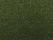 elastisches Wildleder Imitat - olivgrün