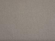 elastischer Baumwolltwill, dunkeltaupe