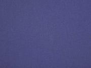 RESTSTÜCK 53 cm elastischer Baumwolltwill, dunkelblau