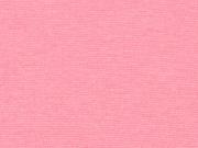 glattes Bündchen - sattes lachsrosa
